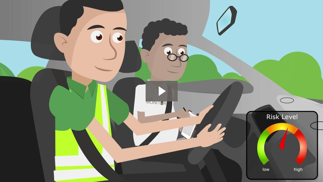 Driving Monitor Driver Risk assessments and DVLA licence checks
