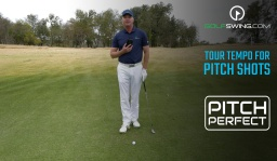 Pitch Perfect - Pitch Shot: Learn TOUR Tempo