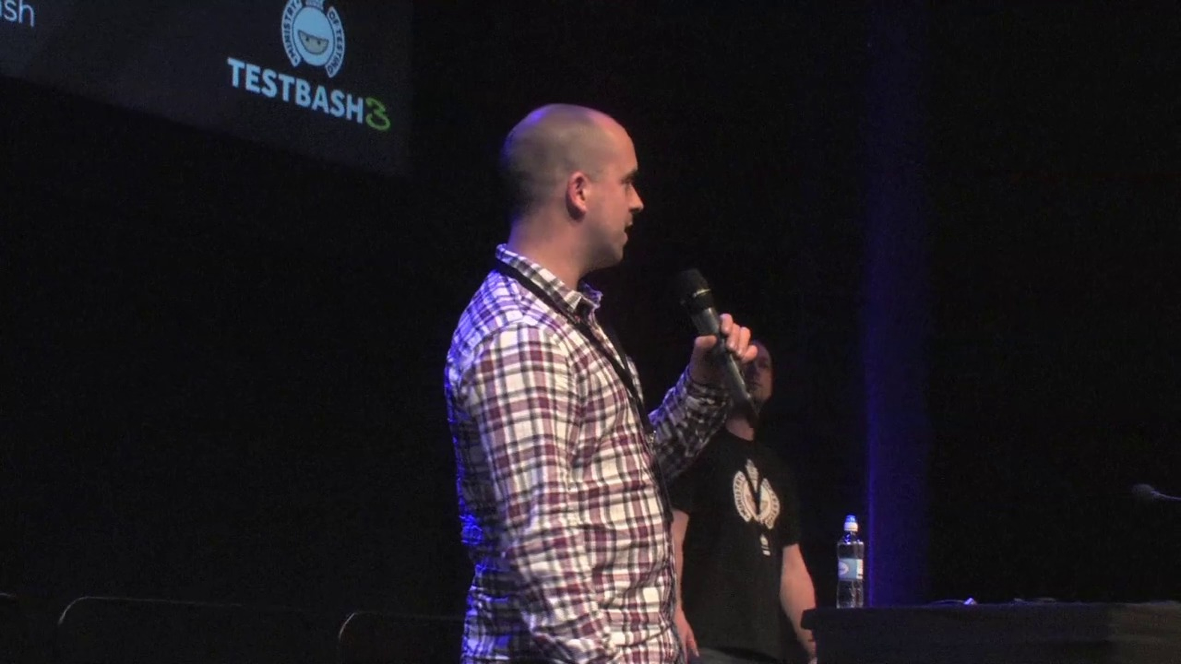 TestBash 2014 - Bits Of Bash - Ministry of Testing