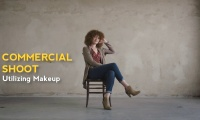 Thumbnail for Commercial Shoot / Utilizing Makeup