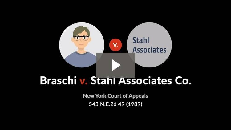 Braschi v. Stahl Associates Co.