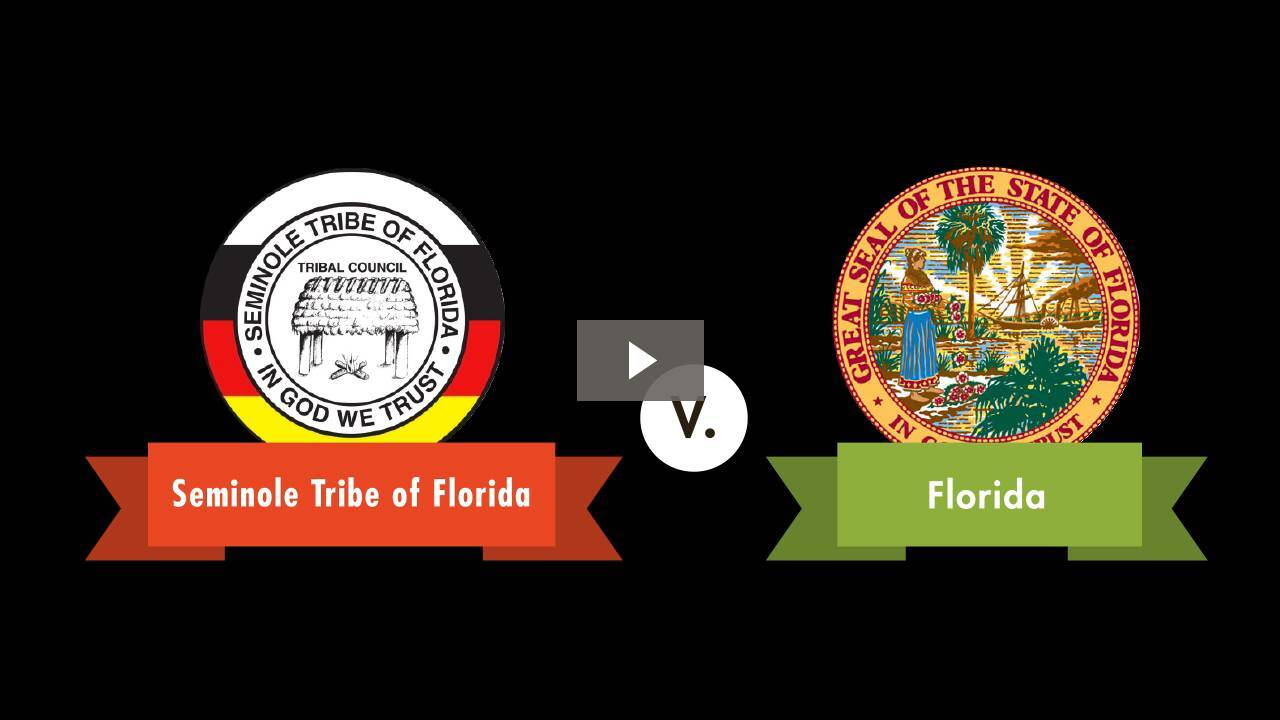 Seminole Tribe of Florida v. Florida