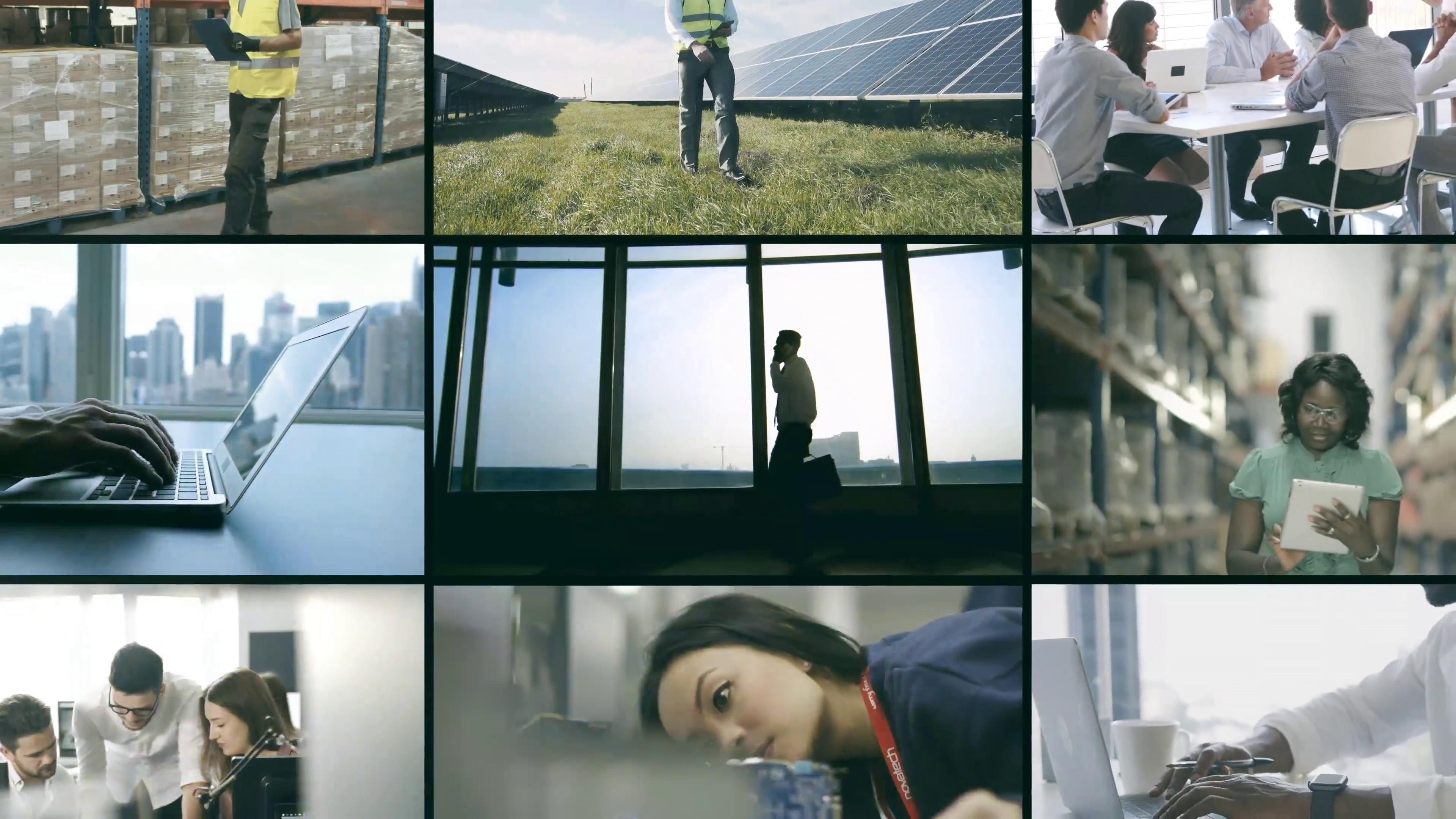 Corporate Messaging Video