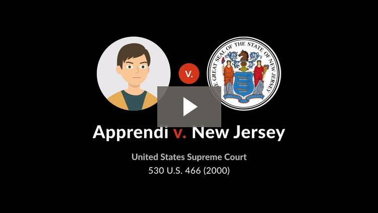 Apprendi v. New Jersey