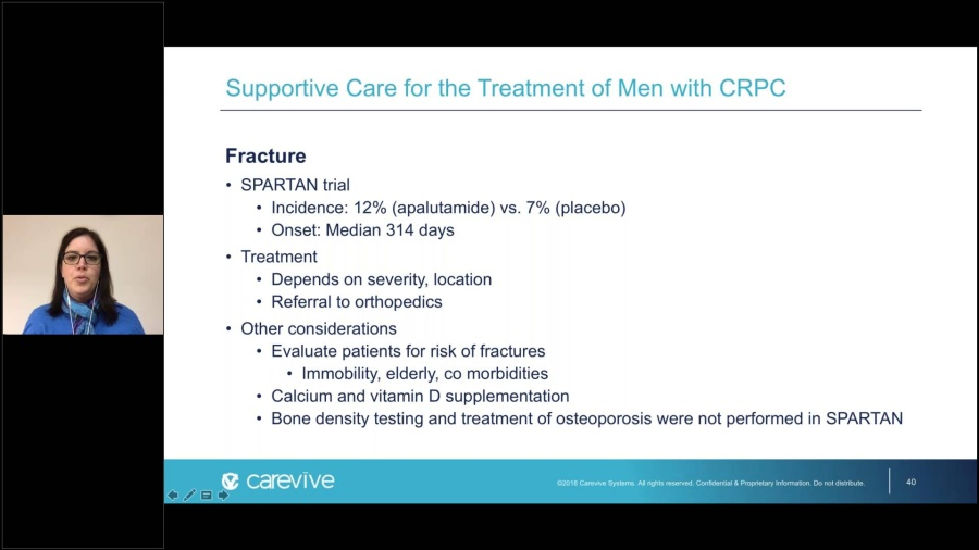 Improving Management of Non-Metastatic Castration-Resistant Prostate Cancer (nmCRPC)