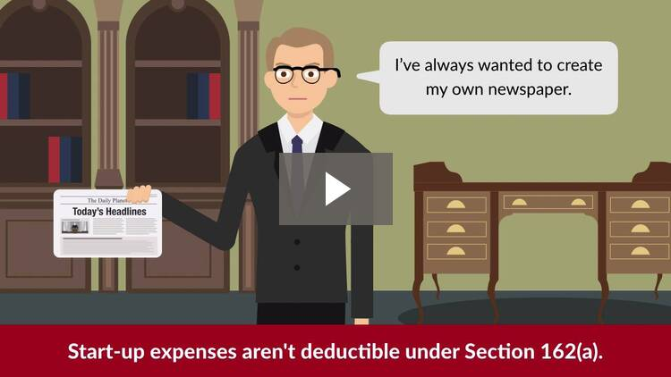 Deductions for Business and Investment Expenses