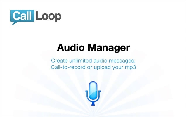 Voice broadcast software automated calls call loop video thumbnail m4hsunfo