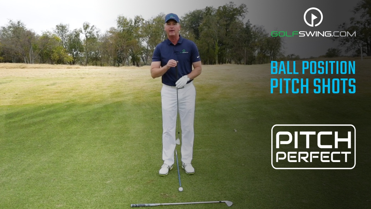 Pitch Perfect - Pitch Shot: Ball Position
