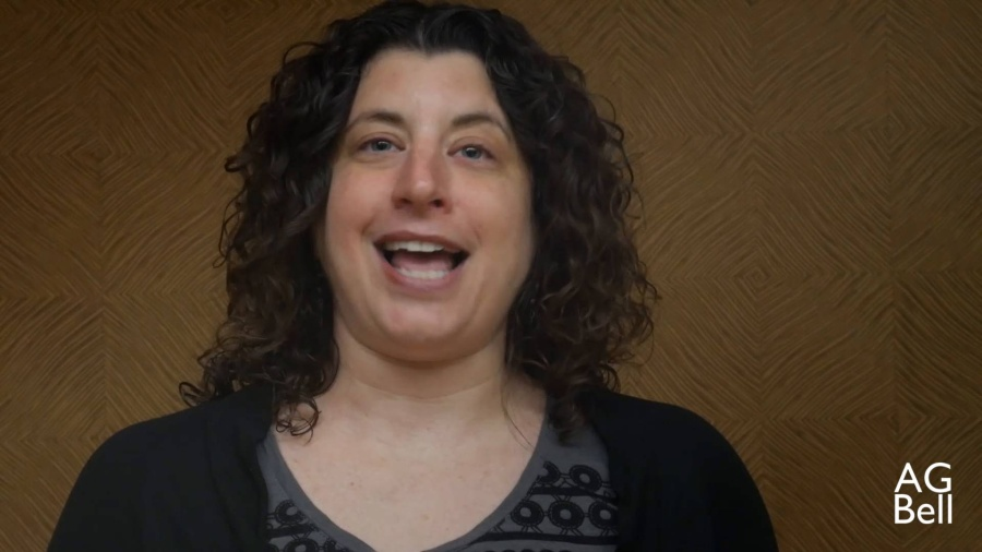 Lisa Goldstein tells her story #BHSM #TheChoiceToHearMatters
