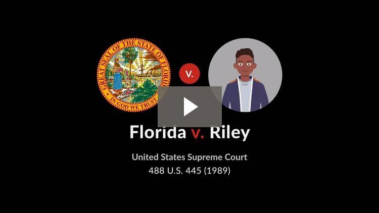 Florida v. Riley