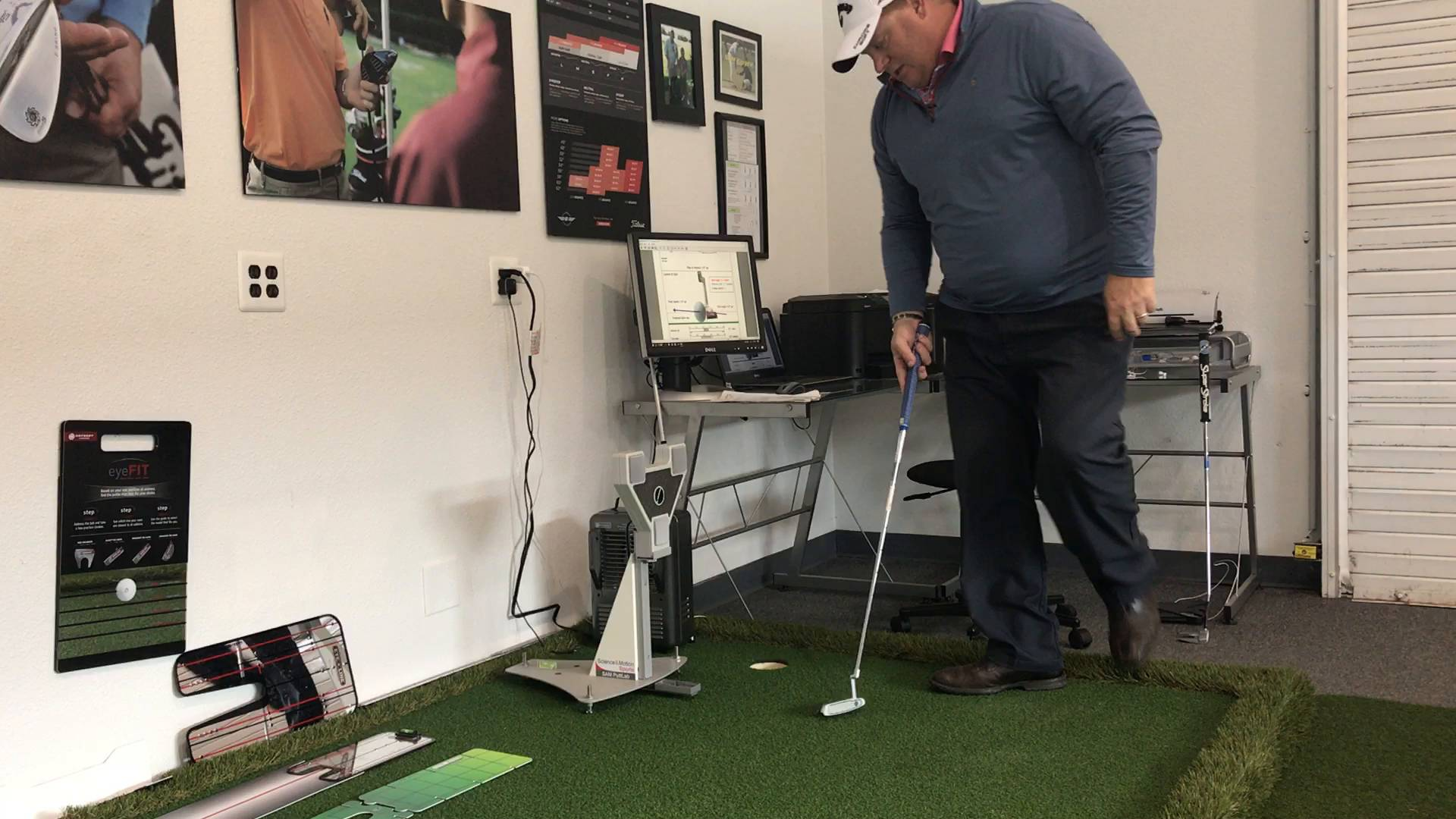 Do This to Sink More Putts