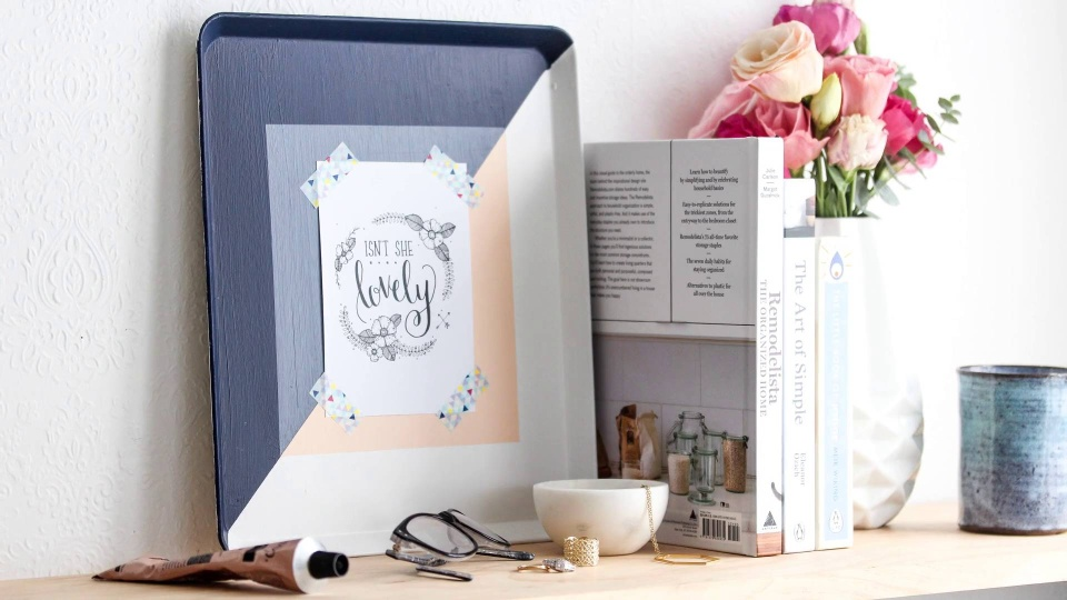 Habitat TV Video: How to create a keepsake photo tray