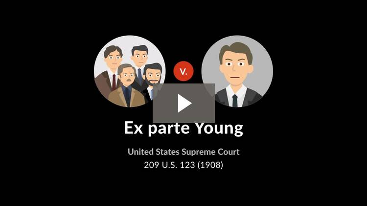Ex parte Young
