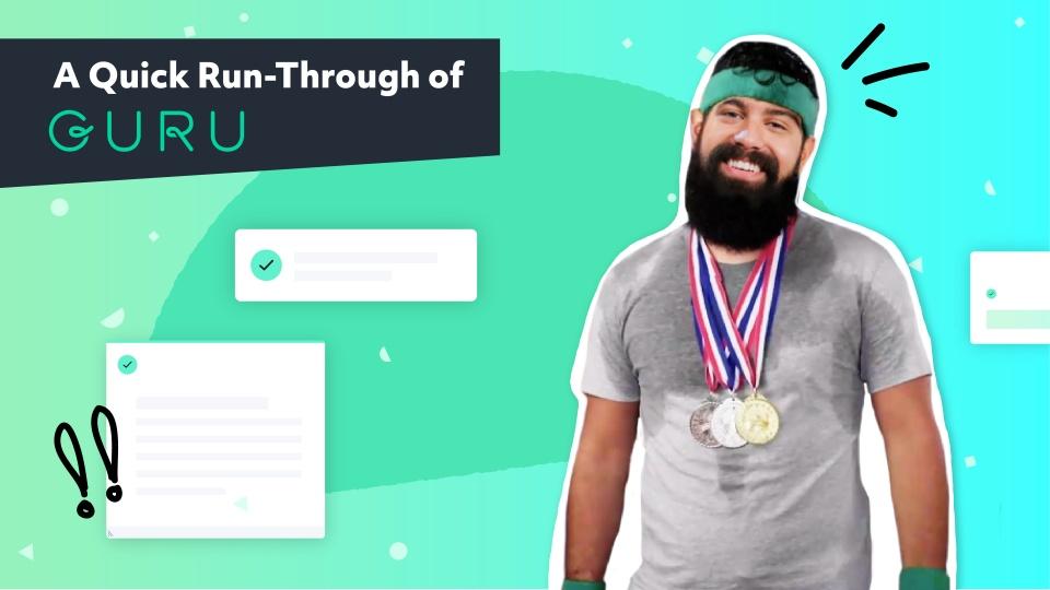Guru - A Quick Run-through
