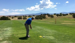 Distance Control for a Pitch Shot