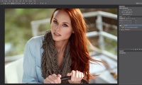 Thumbnail for Retouching / Kaitlyn - Final Comparison