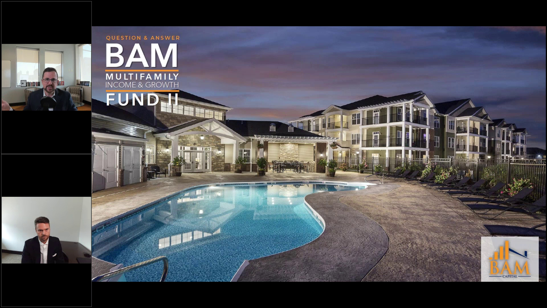 Investment Video - BAM Multifamily Growth & Income Fund II - Series A