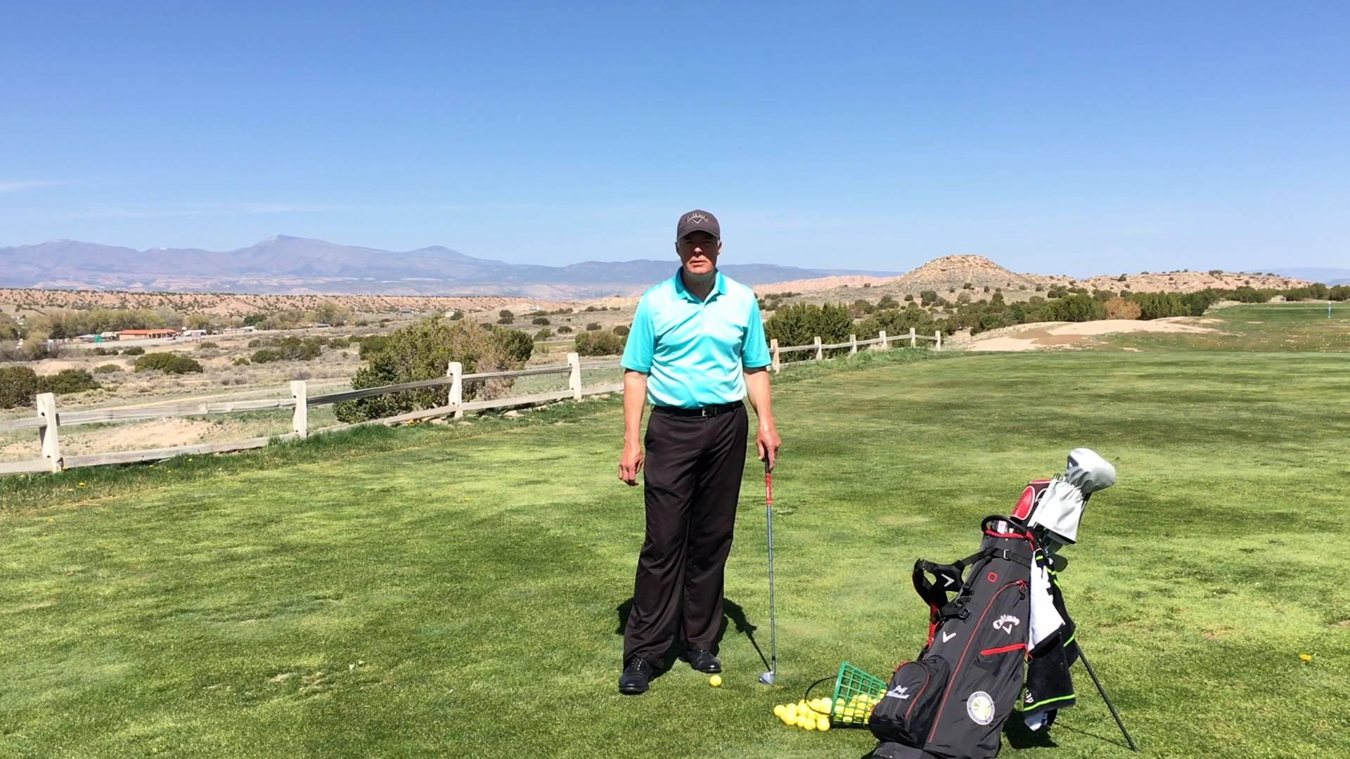 Golf Fundamentals for the Intermediate Golfer