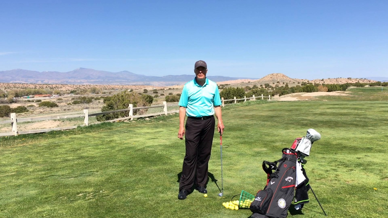 Golf Fundamentals for the Intermediate Player