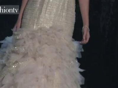 Vestidos de novia llenos de glamour y elegancia
