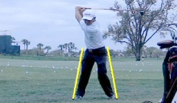 PGA Tour Player Nathan Green Swing Analysis - Hip Movement