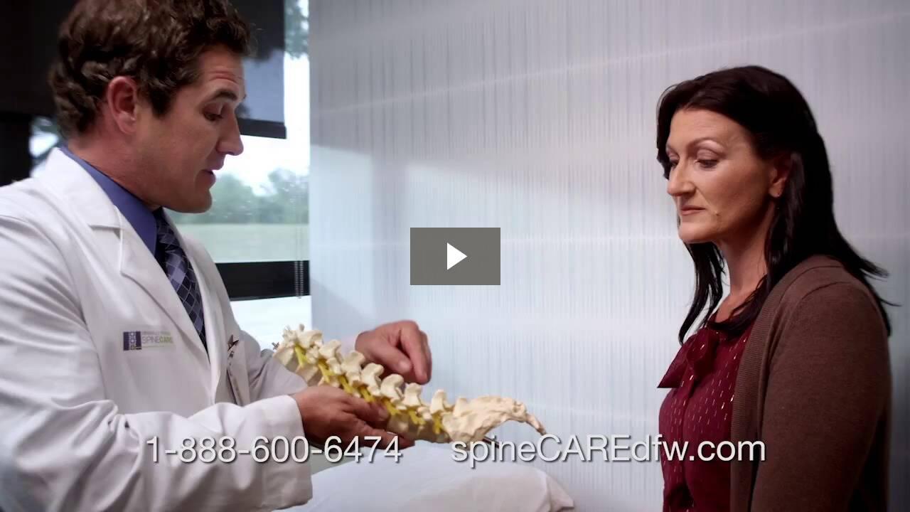 Spine Care DFW at LuminCare