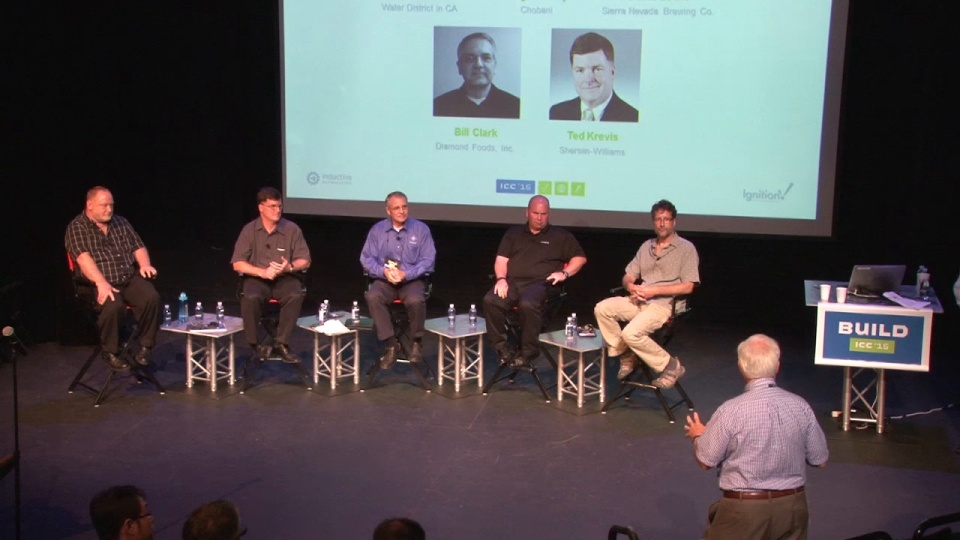 End User Panel: Using SCADA to Meet the Demands of a Growing Enterprise