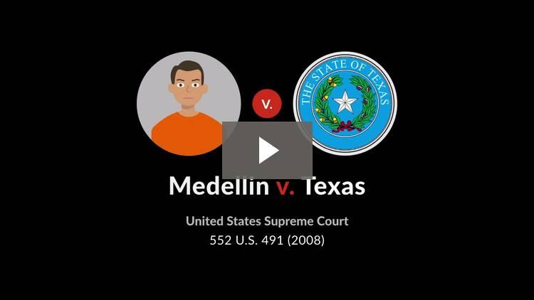 Medellin v. Texas