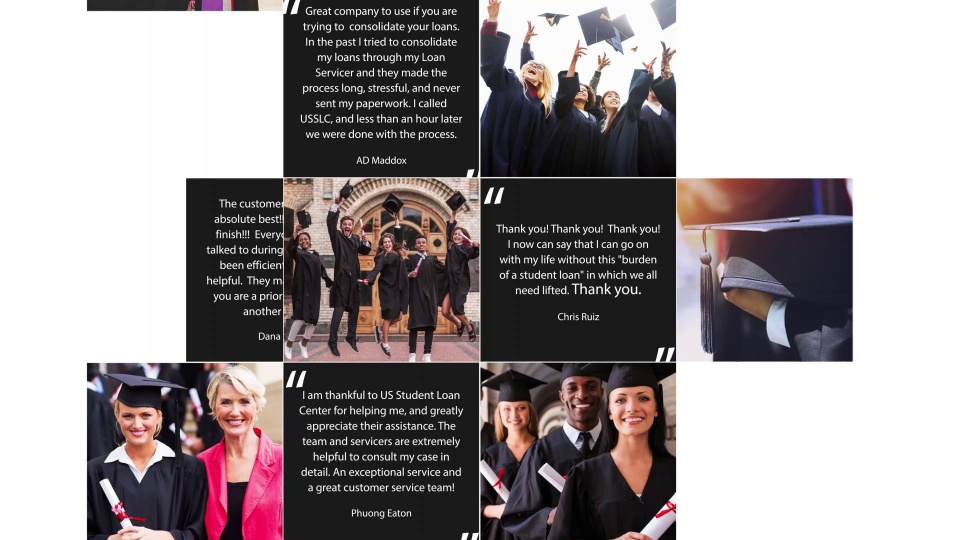 Usslc Member Stories And Testimonials Us Student Loan Center