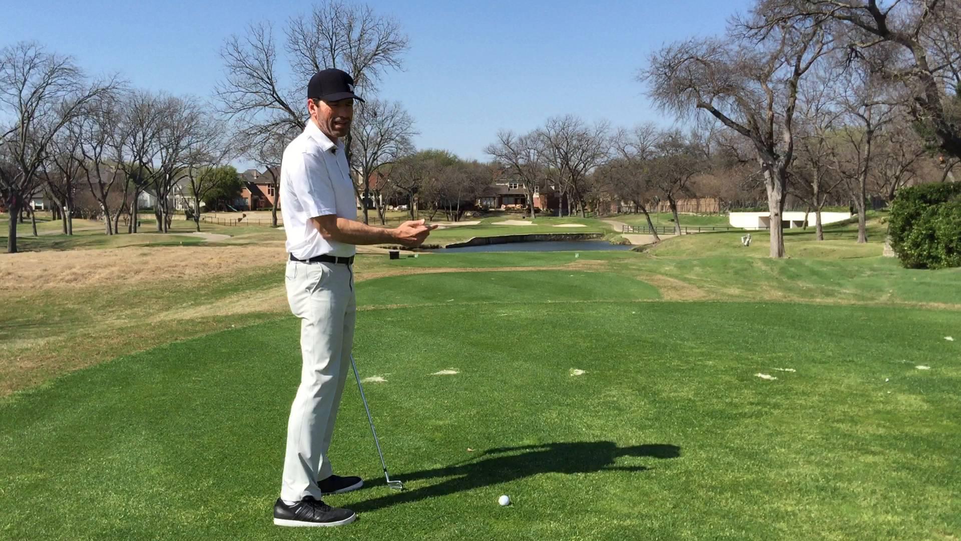 Golf Fundamentals: Draw