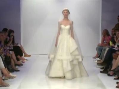 Kolekcja sukien ślubnych Peter Langner na 2013 rok