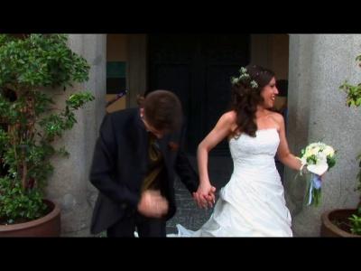 Un vídeo de boda original: Sergio e Inés