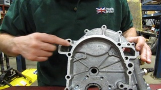 Overview Of Land Rover Front Engine Cover