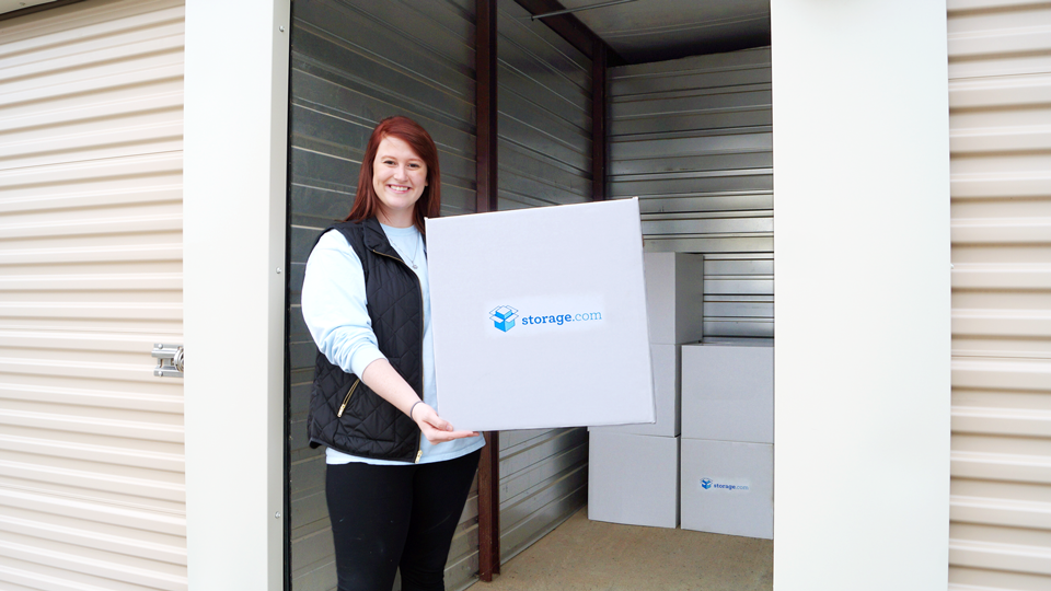 how to choose the perfect storage unit size storage