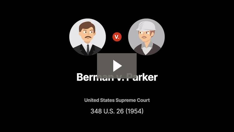 Berman v. Parker