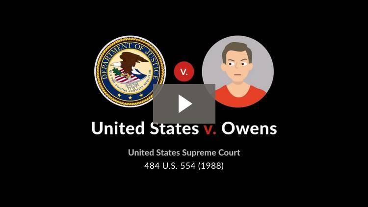 United States v. Owens