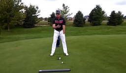 """Set Your Right Side"" to Hit Great Drives"