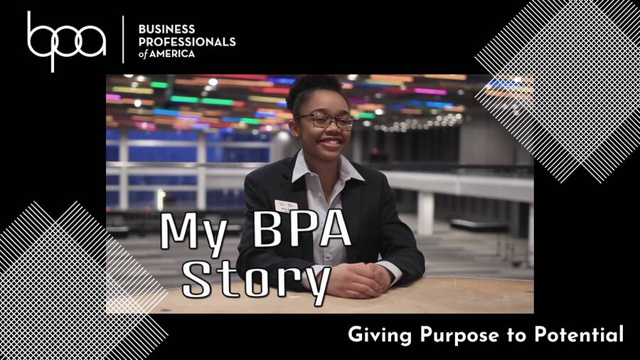 My BPA Story - 2020 Students Recruiting Students Video Contest Winner