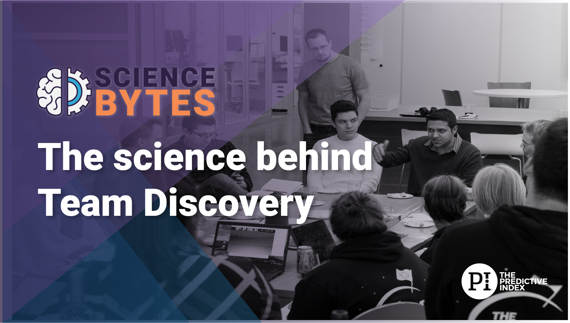 The Science Behind Team Discovery