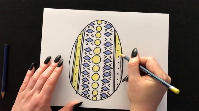 Pysanky Egg