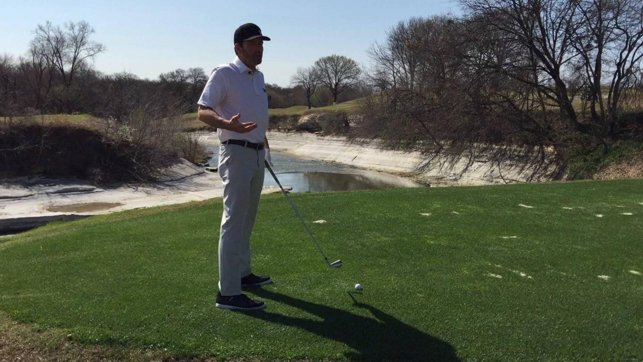 Golf Fundamentals: Balanced Setup