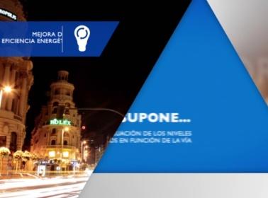 Madrid Renueva Instalaciones Alumbrado
