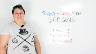 Short Term vs Long Term SEO Goals