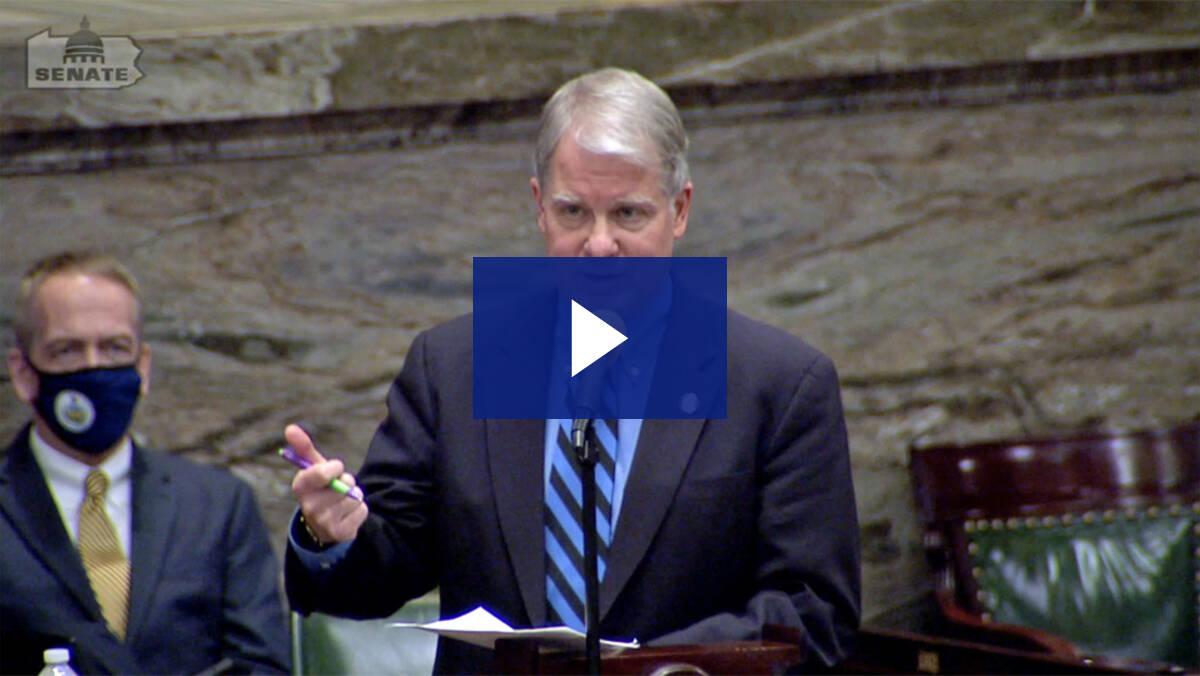 1/26/21 – Constitutional Amendment (Senate Bill 2)