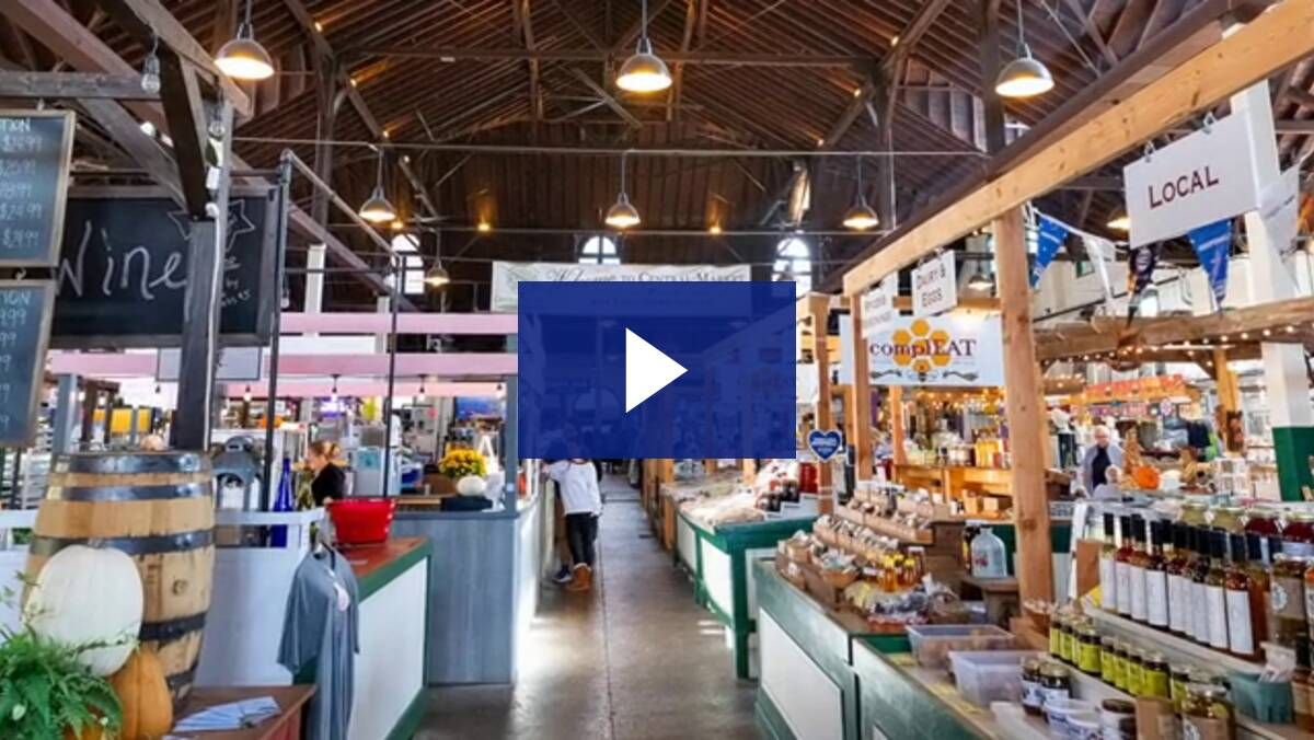 11/30/19 Spotlight on the 28th - Small Business Saturday: York Central Market