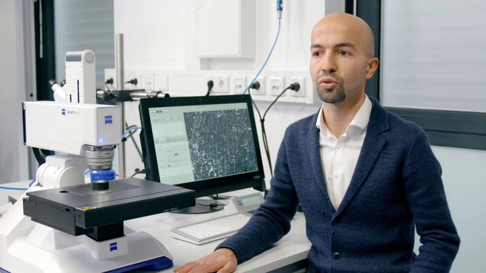 Oerlikon's Munich Innovation & Technology Centre chose ZEISS microscopy and metrology instruments