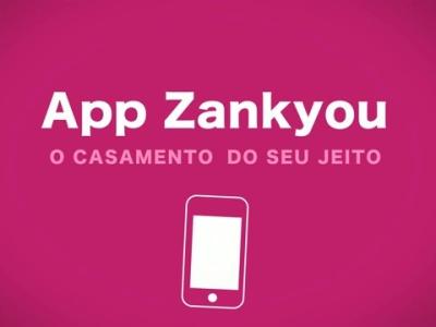 Aplicativo para noivos do Zankyou: acesse o seu casamento de qualquer lugar