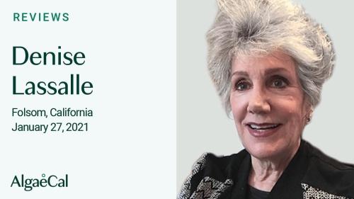 Testimonial thumbnail portrait of Denise Lassalle