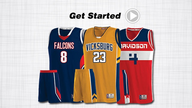 Youth Girls Basketball Uniforms Garb Athletics