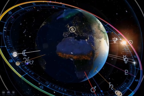 Cosmic-Watch - a fascinating relation between time and the cosmos.